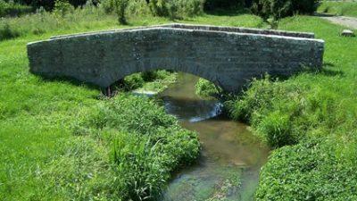 Les ponts de la Dheune